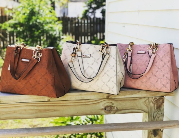 Spring Purses by CoCo